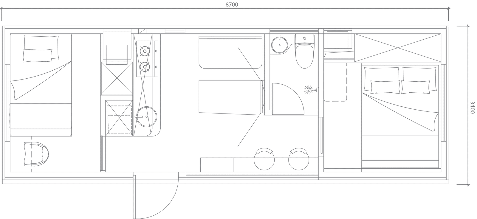 C2-floorplan