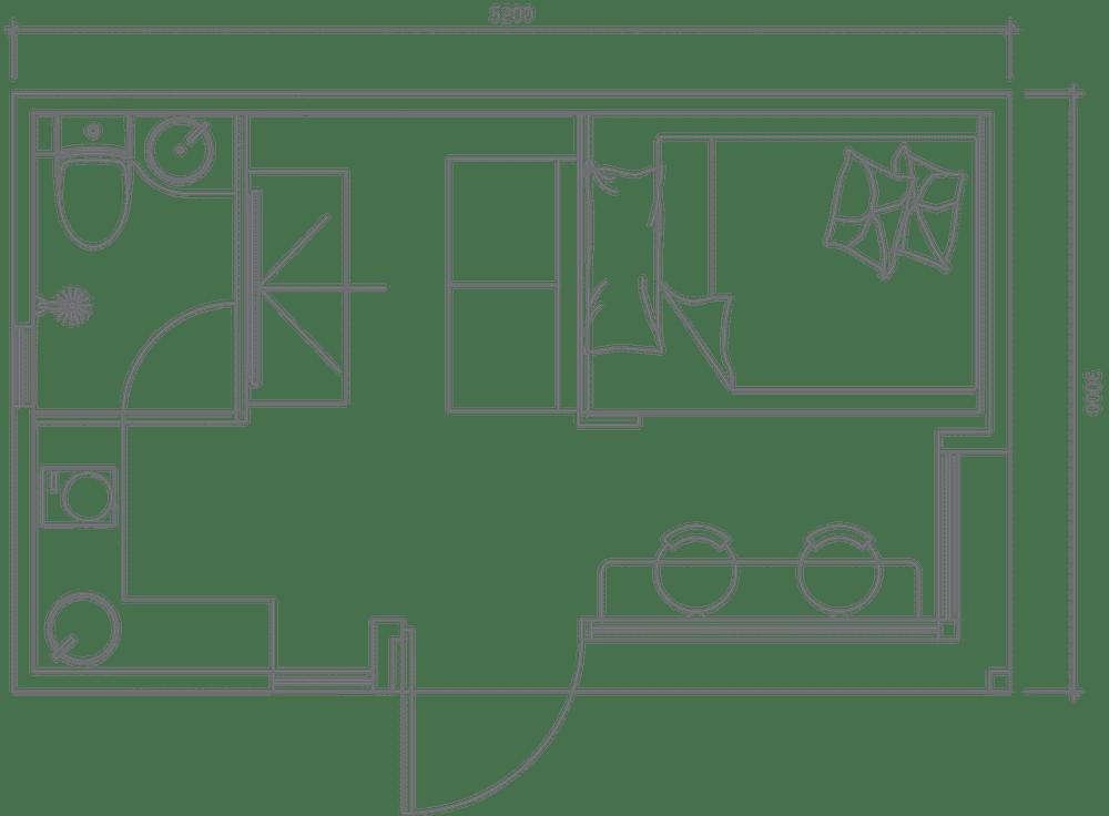 L1 floorplan